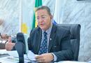 Tom Lyra participou da 'live' com o presidente da Acipa nesta sexta