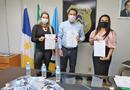 Polícia Civil do Tocantins fecha parceria com Senai Palmas e realizará análise de álcool em gel produzida pela entidade