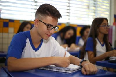 O retorno das aulas foi planejado zelando pela garantia da segurança dos estudantes e dos profissionais da educação