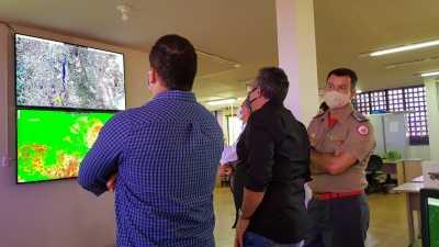 Novos equipamentos que serão utilizados pelo Naturatins foram exibidos durante apresentação do Cimdea