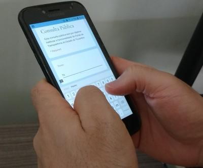 Funcionalidades do Portal podem ser a avaliadas através da consulta