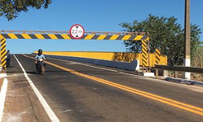 Obras da nova ponte de Porto Nacional já foram iniciadas com recursos próprios do Estado; a nova faz parte do programa Governo Municipalista, que prevê a complementação da infraestrutura do Estado com construções nos 139 municípios