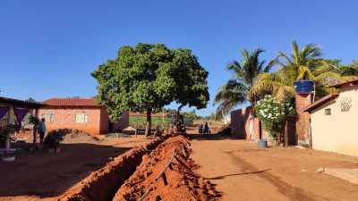 Extensão de rede irá beneficiar dois loteamentos em Caseara