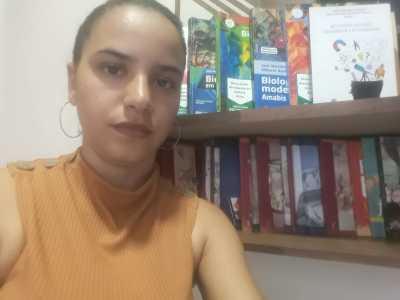A professora de Biologia e Química Eliane Gomes Araújo avaliou de forma positiva o entrosamento dos colegas
