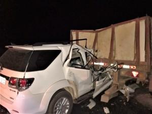 Ocorrências de colisão foi registrada no extremo norte do estado do Tocantins