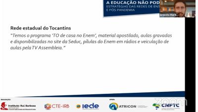 Ações do Governo do Tocantins desde o início das medidas de isolamento social foram evidenciadas como destaque