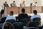 A agenda de reuniões terminou em São Félix, no sábado