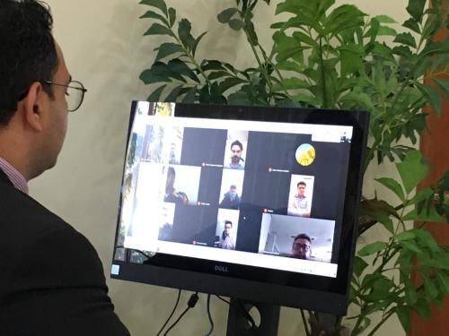 Devido a flexibilização do comércio em Palmas, o grupo de gestores da Ação de combate ao Covid-19, se reuniu por meio de videoconferência