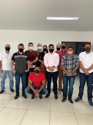 Equipe de servidores da Agência de Metrologia fazem curso de brigadista