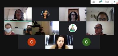 A 7ª Reunião Ordinária aconteceu através de videoconferência
