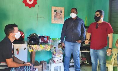 As cestas foram entregues pela equipe multidisciplinar do Núcleo Acolher - Lauane dos Santos_400.jpg