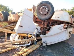 Acidente ocorreu a cerca de 22km de Colinas do Tocantins, no norte do estado