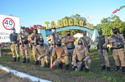 Operação Campo Seguro I, cidade de Tabocão.