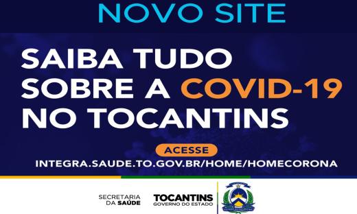 Novo site reúne informações relevantes à pandemia do novo Coronavírus
