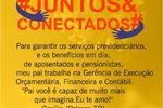 Uma forma de agradecimento a todos os que nesse momento tão difícil, permanecem doando solidariedade através do trabalho - Igeprev/Governo do Tocantins
