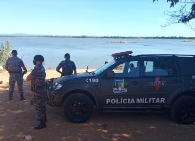 ROTAM e Rio Araguaia