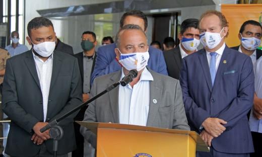 """Ministro do Desenvolvimento Regional fez uma ampla avaliação sobre o processo de crescimento do Tocantins, destacou a importância do estado no cenário nacional e classificou que """"investir no Tocantins é investir no país"""""""
