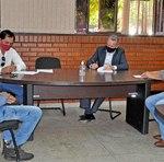 Estiveram presentes o Gerente de Regulação, de Transportes e Terminais Rodoviários da ATR e o Gerente Municipal de Convênios da Prefeitura de Almas
