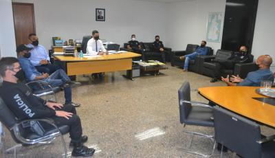 Demandas de interesse dos agentes de execução penal foram tratadas durante a reunião
