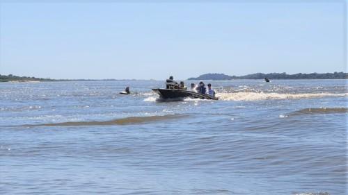 O rio Caiapó é um importante berçário de peixes