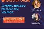 A palestra terá a participação dos 139 municípios