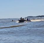Somente a bacia Araguaia-Tocantins possui uma extensão  aproximada de 2.500 km, com diversas áreas propensas a essa prática, além de lagos naturais e artificiais
