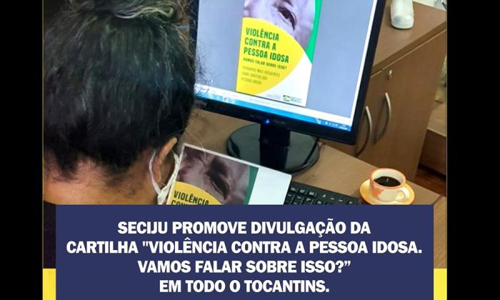 O material de iniciativa da Secretaria Nacional dos Direitos da Pessoa Idosa esclarece dúvidas sobre os tipos de violência contra as pessoas idosas