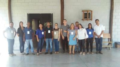 CAPACITAÇÃO ALTERNATIVAS ORGANIZACIONAIS PARA GESTÃO DE RECURSOS HÍDRICOS