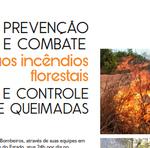 Cartilha Digital é mais uma ferramenta de orientação para a população que poderá buscar o conhecimento sobre o fogo e seu uso