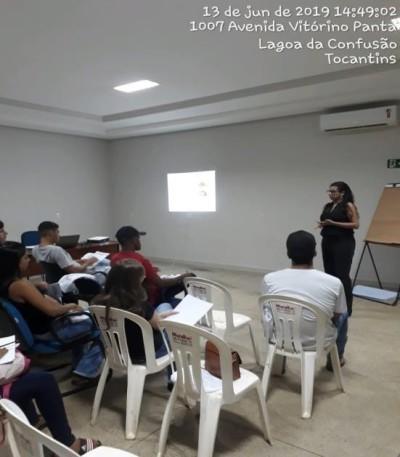 OFICINA AMBIENTAL LAGOA DA CONFUSÃO 1
