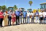Mais onze prefeitos receberam das mãos do Governador Mauro Carlesse e vice-governador Wanderlei Barbosa, as chaves e os documentos das máquinas -