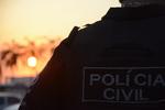 Polícia Civil prende em Paraíso do Tocantins homem suspeito de roubo e corrupção de menores