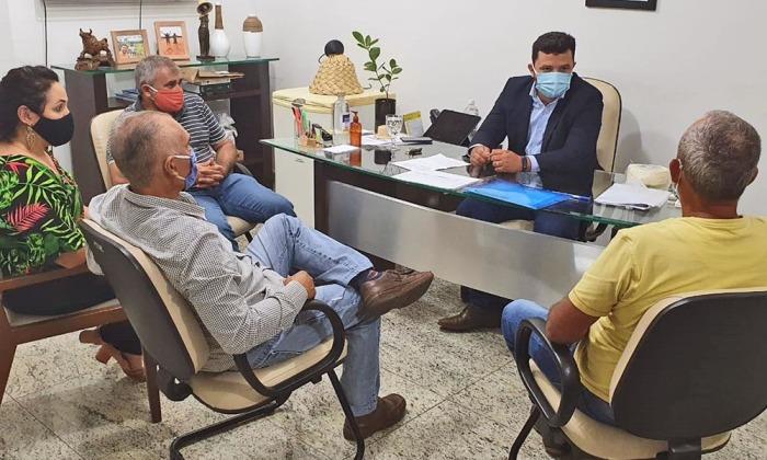 Reunião com produtores ocorreu nessa quinta-feira, 9, na Secretaria da Agricultura