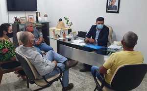 Reunião com produtores ocorreu nesta quinta-feira, 9, na Secretaria da Agricultura