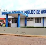 Em Araguaína, secretário vistoriou a área destinada a pacientes com a Covid-19