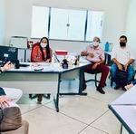 Tollini ouve demanda da equipe multiprofissional do Hospital Regional de Gurupi