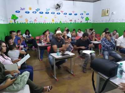 OFICINA EM CONCEIÇÃO DO TOCANTINS