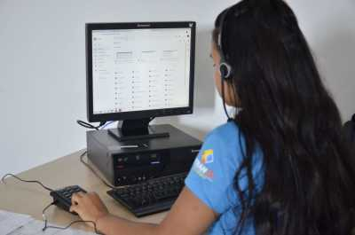 Mesmo durante a pandemia Detran-TO atende cerca de 13 mil usuários agendados através do Call Center