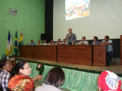 I Conferência  das águas do CBHRMA