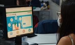 Os cursos são  certificados pela Unicet, mediante parceria da Controladoria com a Secretaria da Administração