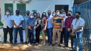 Ocorreu na manhã desta terça-feira, 21, o ato de posse da nova diretoria executiva da Associação dos Servidores da Extensão Rural do Tocantins (Asser/TO)