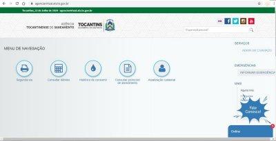 A Agência Virtual é um dos meios mais utilizados pelos clientes atendidos pela ATS