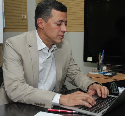 Secretário Renato Jayme representou o Tocantins durante a reunião