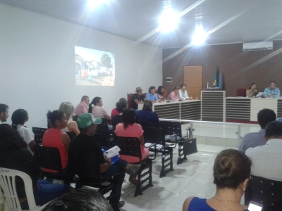 ENTREGA DO MÉRITO AMBIENTAL