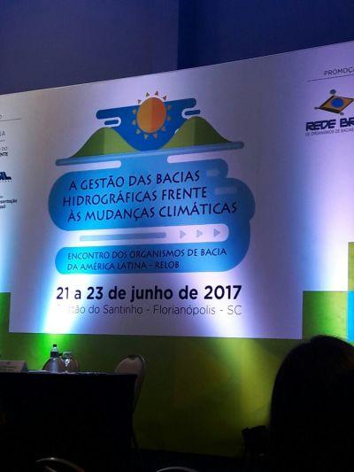 Encontro dos Organismos de Bacia de America Latina