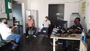 Nesta quinta-feira, 23, Sebastião Albuquerque visita Regional de Colinas do Tocantins