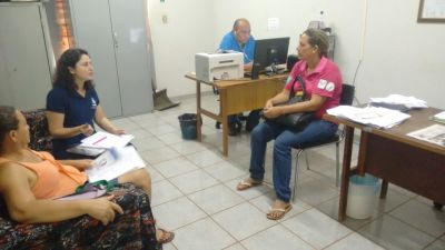Cadastramento das entidades para participarem do Comitê dos rios SAST