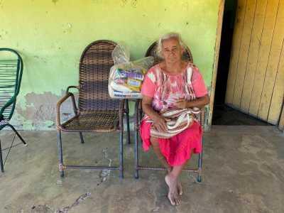 Famílias são atendidas em assentamentos rurais pelo Governo do Tocantins, por meio da Setas e a Ruraltins.
