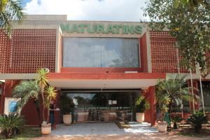 Sede do Naturatins em Palmas-TO
