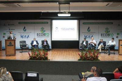 Reconhecimento da comissão procomite Preparação para o Fórum  Mundial da Água e ECOB